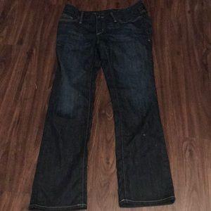 Eddie Bauer Dark Denim Jeans
